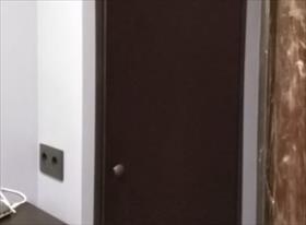 Старую нишу - во встроенный шкаф