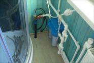 Монтаж отопления и водоснабжения в 2х этажном доме