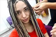 Точечные афропричёски