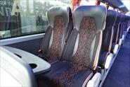 Автобус Yutong VIP, серый, 54 места