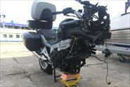 ремонт подвески, замена сцепления, замена редуктора на BMW K1200GT