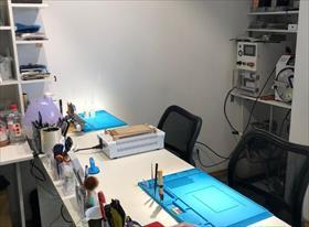 Офис. Рабочие место. Оборудование.