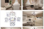 Планировка и визуализация кухни