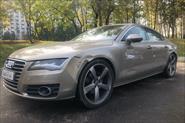Audi A7 ДО/ПОСЛЕ