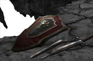 Прототип сайта для MMORPG игры