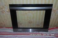 Изготовление стекла двери духовки!