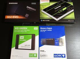Модернизация (апгрейд) настольных ПК, моноблоков и ноутбуков