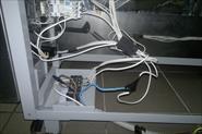 ремонт промышленной электроплиты в кафе.