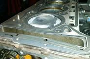 Ремонт двигателя CDA 1.8tsi VAG
