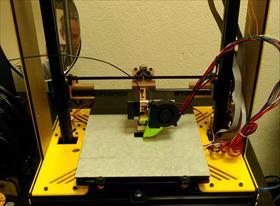 Настройка 3D принтера Prusa i4