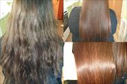 Полировка волос и реконструкция секущихся кончиков