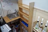 Изготовление и установка нестандартной мебели, полок, столешниц