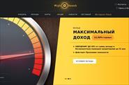 Разработка банковского сайта http://mirbank.com