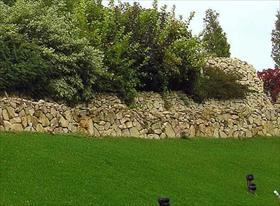 Сад на сложном рельефе