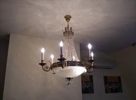 Люстры, светильники, бра