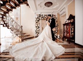 Свадебные, романтические фотографии