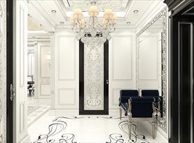 Дизайн жилых интерьеров (квартиры 20-250 кв.м/ дома 80-2000 кв.м)