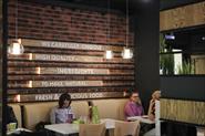 Дизайн-проект кафе Prime cafe