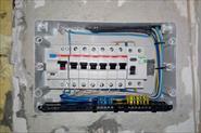 Замена электропроводки в 4-комнатной квартире