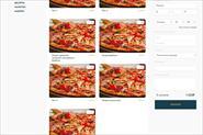 Верстка и посадка на движок MODx Revo сайта кафе
