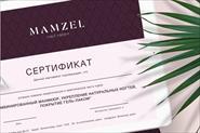 Mamzel | Лого, айдентика