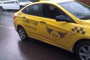 Брендирование такси и авто
