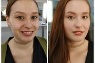 Дневной и нюд макияж