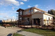 Строительство дома по каркасной технологии с применением плит цсп