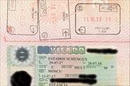 Годовая виза в Испанию