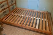 Ремонт деревянной кровати ИКЕА