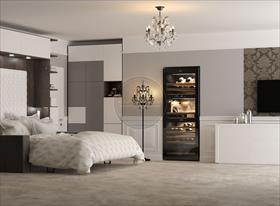 Дизайн интерьера гостиничного номера по заказу от Homss