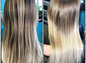 Нанопластика волос/биопластика волос