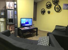 Клиентская зона отдыха