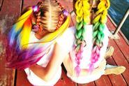 косы, брейды, афрокудри