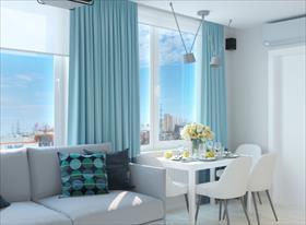 Дизайн-проект 2к квартиры (47м2)