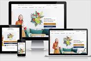 Интернет-магазин дизайнерских панно. WordPress