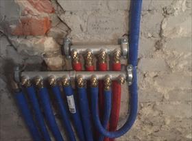Водопровод:материал Рехау
