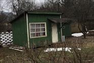 Демонтаж летнего дома и сарая с туалетом.