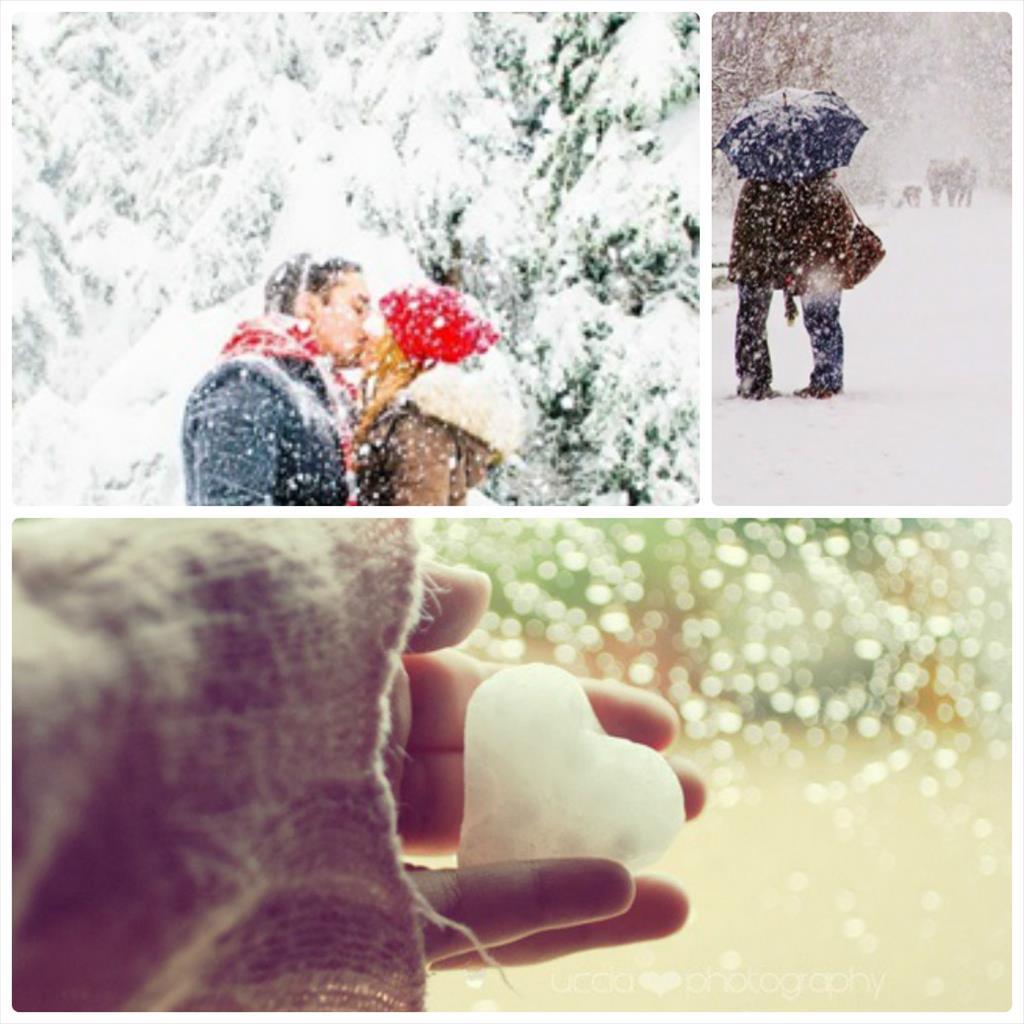фотосессии мужчин зимой