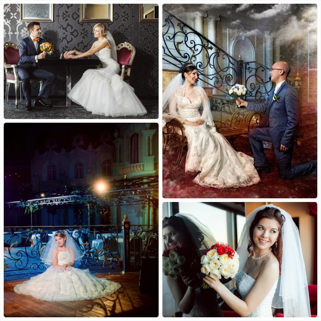 свадебная фотосессия места проведения в москве
