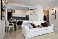 Варианты дизайна небольшой однокомнатной квартиры